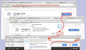 How to install Google Chromecast