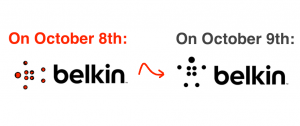 Belkin router DOS