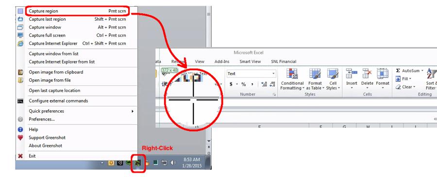 Greenshot Screen Capture Software for Windows Greenshot