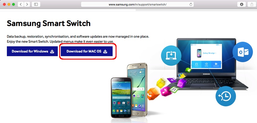 android SmartSwitch Install